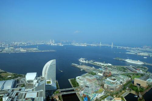 yokohama japan port