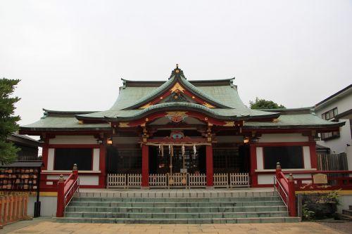 yokohama shrine ushioda shrine
