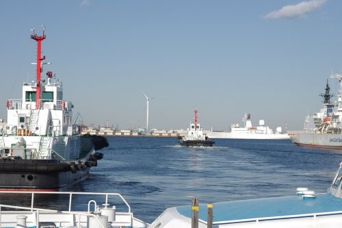 yokohama kanagawa japan port