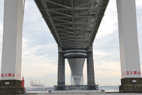 yokohama bay bridge bridge yokohama