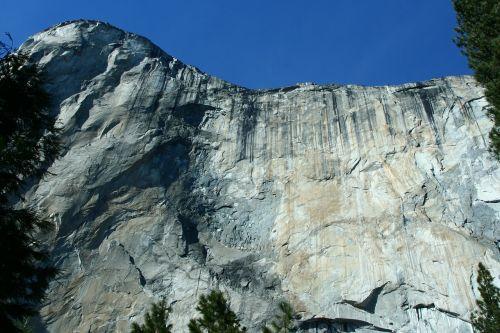 yosemite valley wall