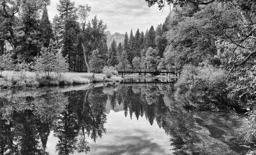 Yosemite 4 Bw