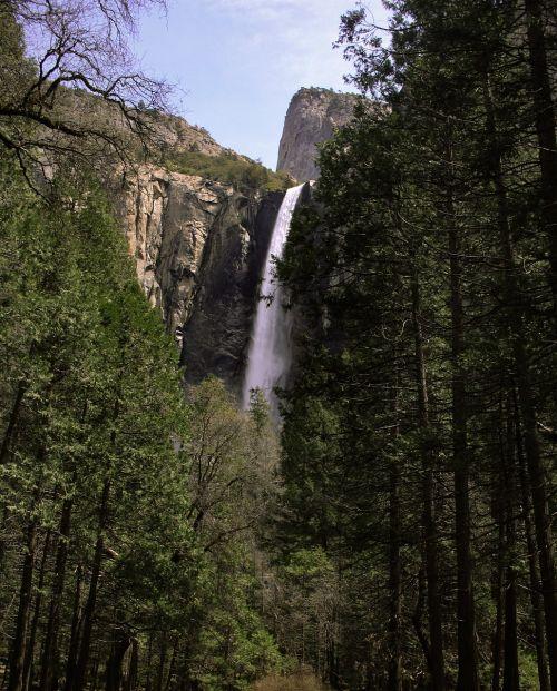 yosemitefalls yosemite waterfall