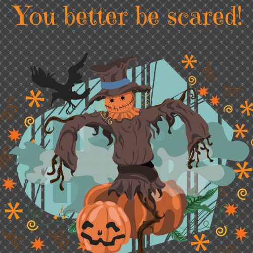 You Better Be Scared Ecard