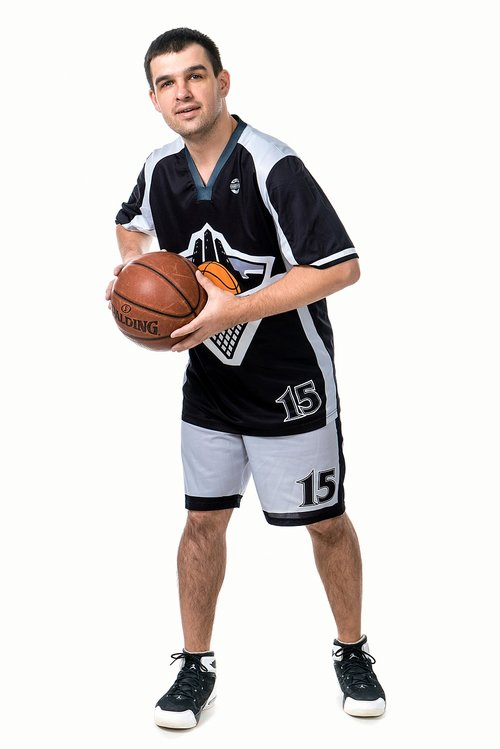 young  man  sports