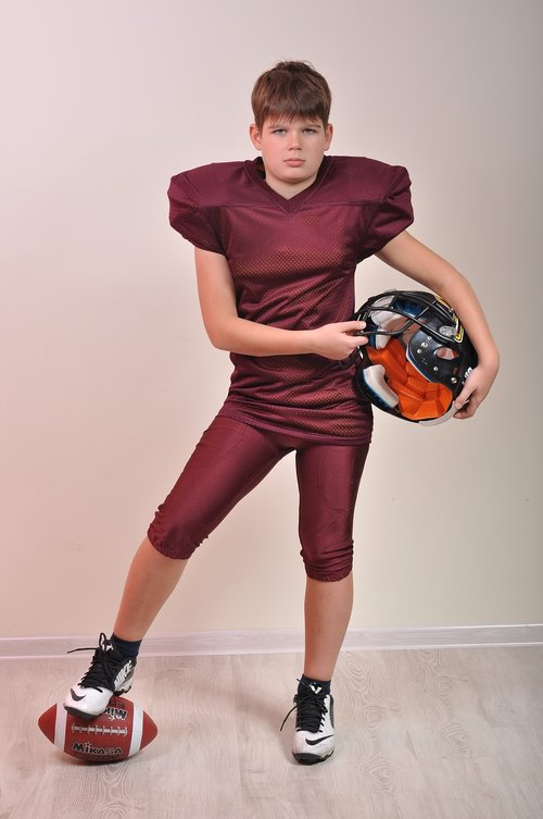 young  physical form  sports