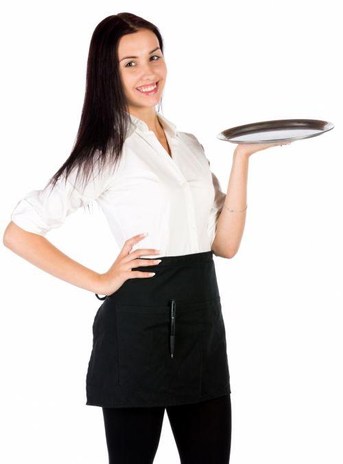 Young Waitress