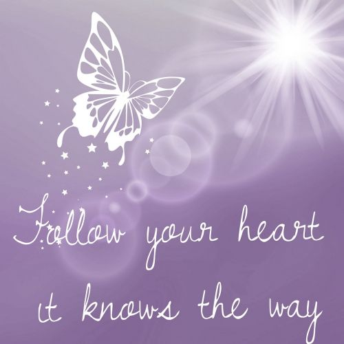 your heart string saying wisdom