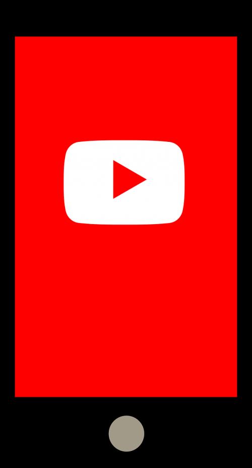 youtube smartphone application