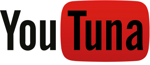youtube logo tuna
