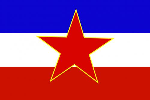 yugoslavia flag nonexistent