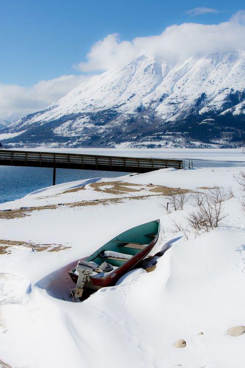 yukon snow boat