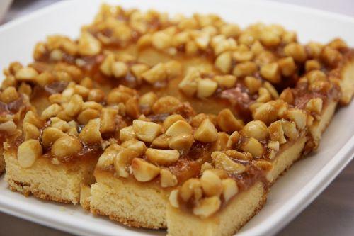 yummy baked dessert