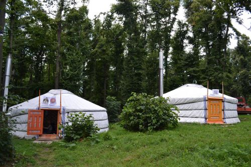 yurt pilis hungary