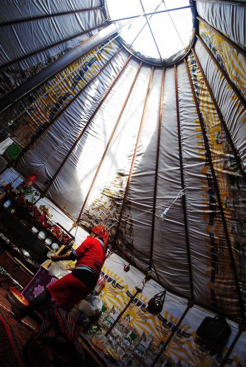 yurt lifestyle culture