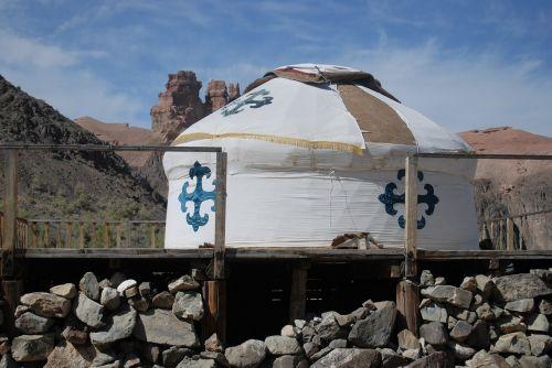 yurt house mongols