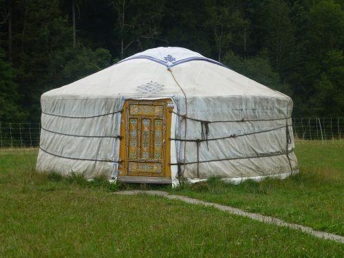 yurt mongolia nomadic life