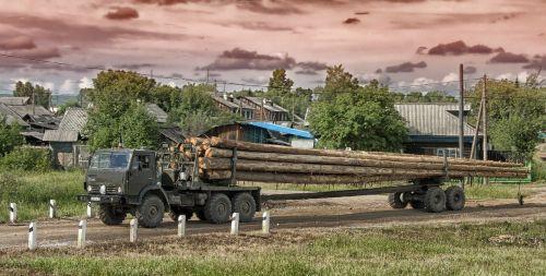 yurty siberia truck