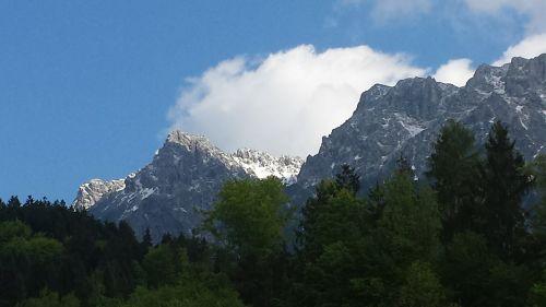 zahmer kaiser panorama backdrop