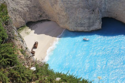 zakynthos greece beach