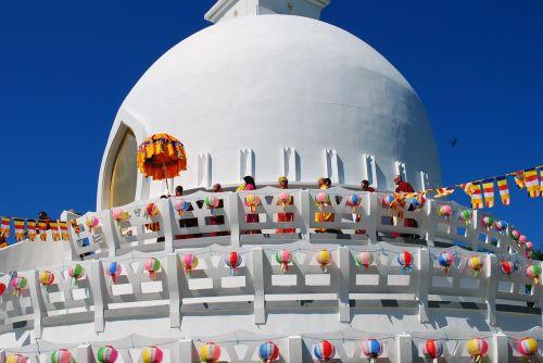 zalaszántó stupa buddhism