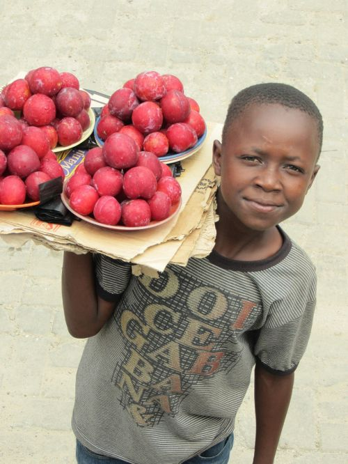 zambia seller boy