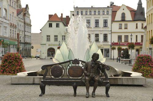 żary georg philipp telemann monument