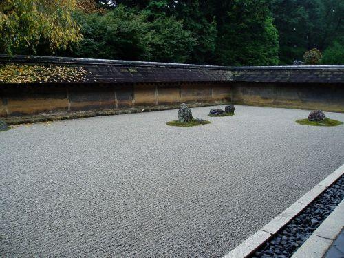 zen garden pebbles