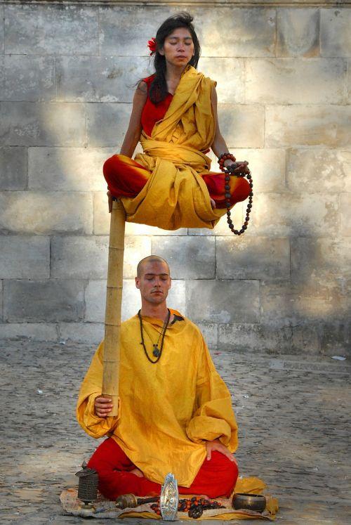 zen magic meditation
