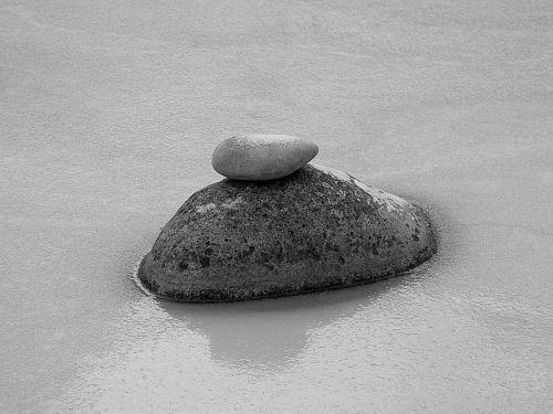 zen stone ice