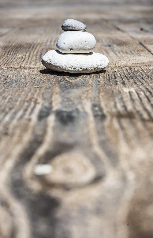 zen  stones  temple