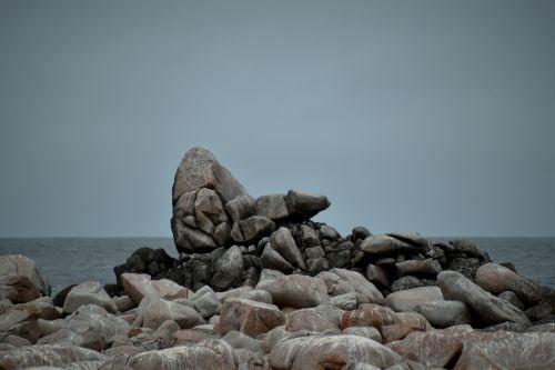 Zen Rock Formation