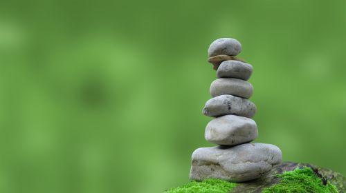 Zen Stones Stack