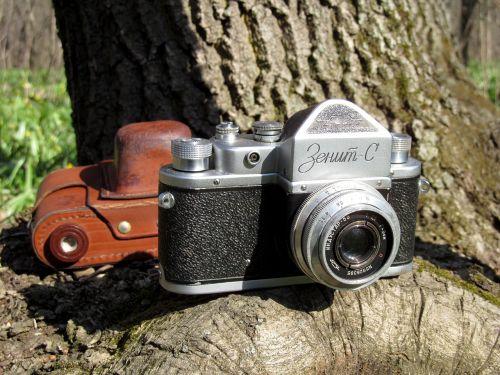 zenith camera analog