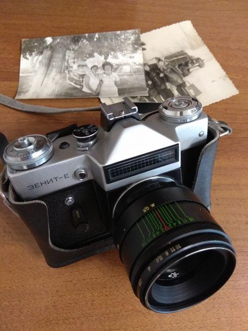zenith camera zenit old