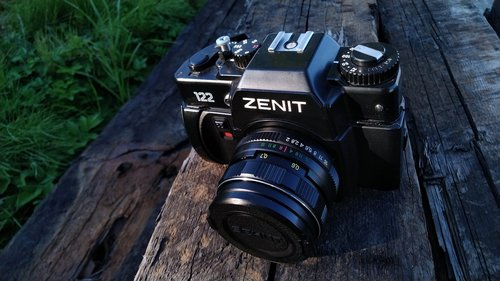 zenith  without filter  camera