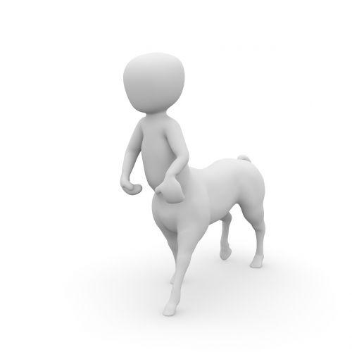 zentaurus horse human
