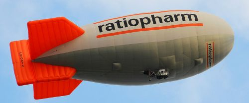 zeppelin airship aircraft