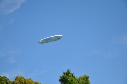 zeppelin fly aviation