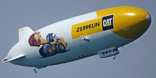 zeppelin  airship  friedrichshafen