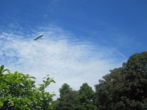 zeppelin sky aircraft