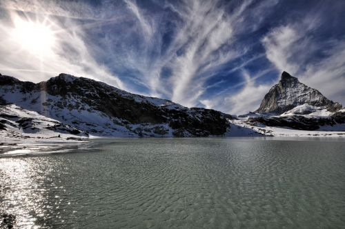 zermatt matterhorn mountain