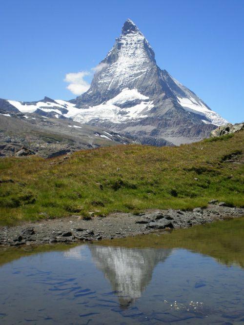 zermatt matterhorn mountains