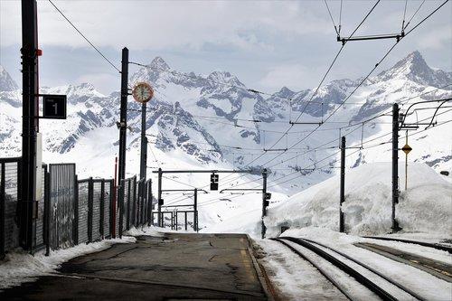 zermatt  peron  the alps