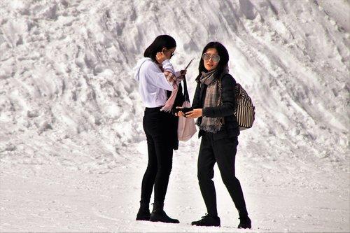 zermatt  the alps  people