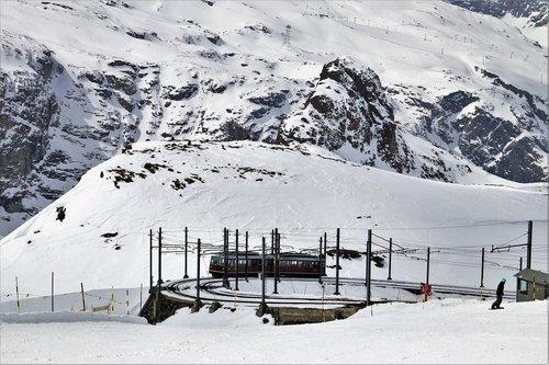 zermatt  ski  skiing