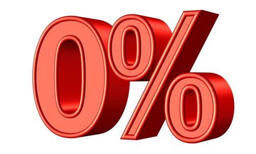 zero percent statistic
