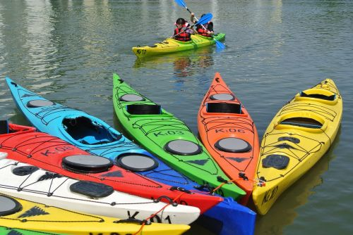 zhejiang university water sports kayaking
