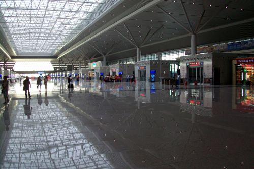 Zhengzhou East Train Station