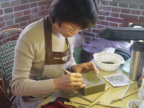 zhuanke craft character